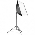 walimex Daylight-Set 250+Softbox, 40x60cm Nr. 16301